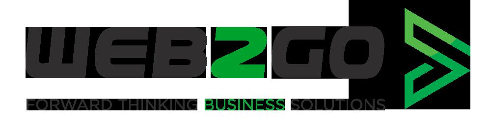Web2go | Your online solution partner Logo